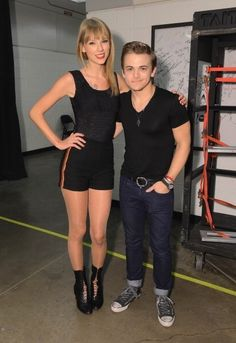 Taylor and Hunter