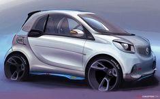 Sweet Smart Car sketch