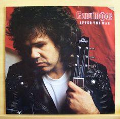 GARY MOORE - After the War - mint minus - Vinyl LP - OIS - Top Rare