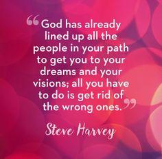 Steve Harvey Quotes~♡