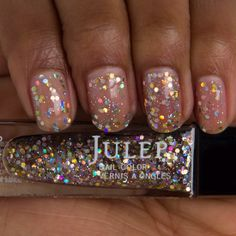 Paris | Julep swatched on sticker.  $5 shipped.  CATEGORY 1
