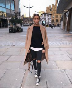 Casual Outfits 464926361528712667 - Discover the 2018 winter trends. - Casual Outfits 464926361528712667 – Discover the winter 2018 trends. Winter Trends, Fall Fashion Trends, Fashion Ideas, Winter 2017, Mode Outfits, Fashion Outfits, Womens Fashion, Casual Outfits, Fashion 2018