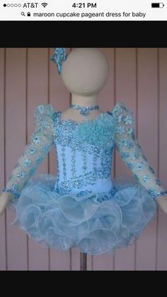 Child pageant dress, cupcake dress, toddler, ruffles, cute clothes for children… Pagent Dresses For Girls, Toddler Pageant Dresses, Glitz Pageant Dresses, Pageant Wear, Pageant Girls, Little Girl Dresses, Toddler Dress, Costume, Pretty Dresses