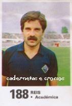 ASSOCIAÇÃO ACADÉMICA DE COIMBRA - 1984/1985