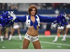 Holly P ☆ Dallas Cowboys Cheerleader