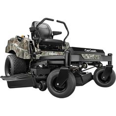 Cub Cadet 48 in. Heavy-Duty Z-Force L 48 Camo, 24 HP Zero-Turn Mower with Fabricated Deck - Tractor Supply Co.