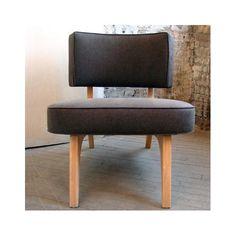 George Club Chair