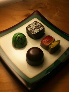 Escazu Artisan Chocolates in Raleigh