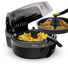 Buy Tefal Actifry Fryer - Black at Argos. Thousands of products for same day delivery or fast store collection. Tefal Actifry, Actifry 2 In 1, Healthy Fryer, Deep Fryer, Fish And Chips, Air Fryer Recipes, Kitchen Gadgets, Kitchen Tools, Side Dishes