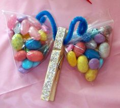 Butterfly Treats from Toddler Boredom Busters