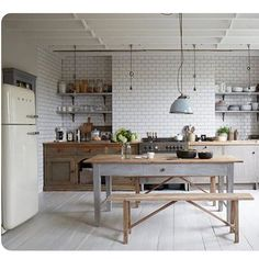 Great kitchen in a London house photographed by Paul Mathews…