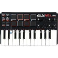 dentro de pocos días ya estamos con este lindo teclado midi!!!!