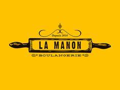 La Manon Boulangerie on Behance