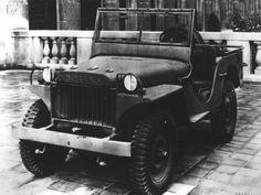 1940 Willys Jeep Prototype