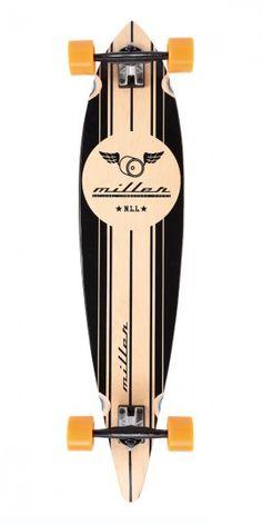 Pintail 42 70's style, 42''  Si lo que te gusta es surfear el asfalto con estilo este es tu longboard. Su tabla sin cóncavos y sus cantos redondeados son perfectos  para dancing y cross step, ya que tus pies jamás tropezarán.