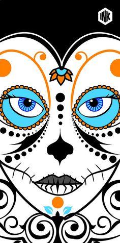 Catrina, Sugar Skull