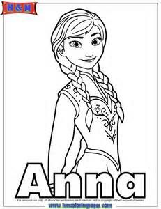 Anna Coloring Pages   Yahoo Image Search Results