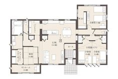 Japanese House, House Layouts, House Floor Plans, Flooring, How To Plan, Architecture, Arquitetura, Ideas, Buildings