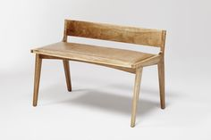 Glória bench Banco largo da Glória Catuaba wood Design Paulo Alves Photo Victor Affaro