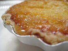 Applesauce Pie.