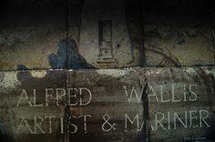 Alfred Wallis Grave