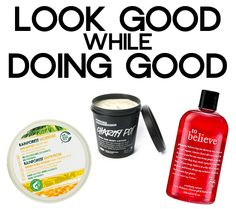Look Good While Doing Good: 8 Beauty Products That Give Back