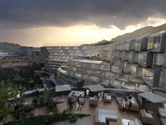 Zaha Hadid Architects has unveiled plans to build a high-density housing development in Monterrey, Mexico