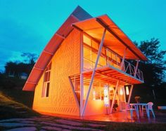 casita de encanto en medio de Minas Gerais- iluminación