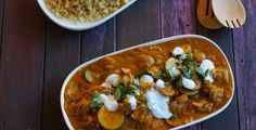 Easy Paleo Chicken Curry In a Hurry. via @themmsisters