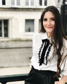 @ilsemeersch is simply amazing in @oroshe Vanessa Ruffle-trimmed Blouse with Ribbon😍 #oroshe #oroshe_me #fashionista#fashionblogger  #fashionblog#fashionable #fashionstyle#styleblogger#styleblog#streetstyle#streetwear #streetfashion#inspiration#trend#trendy #trends #trendalert#photooftheday #styleoftheday #stylegram #lookbook#lookoftheday  #whatiwore #lovethislook #festival #ootd#ootdfashion#springlooks#swimwears
