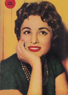 Faten Hamama : فاتن حمامة