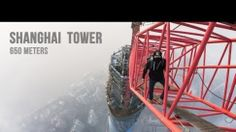 Watch Two Crazy People Climb the World's Second Tallest Building