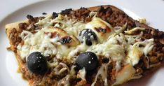 Karppaus ja perhe: Loistava Vähähiilihydraattinen pizza, päivällinen