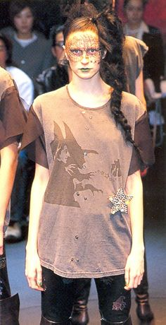 """ Undercover Fall/Winter 2002 """
