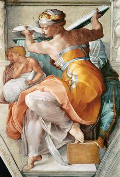 The Creation of Adam circa 1511 Michelangelo Buonarroti Fresco