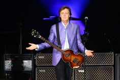PAUL ON THE RUN: Paul McCartney's odd request for 'Oldchella' conce...