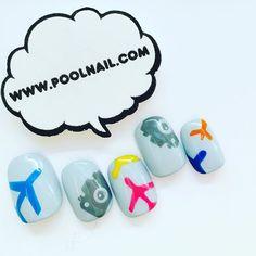 飛行機 #pool #poolnail #pool原宿 #harajyuku #love #kawaii #工藤恭子 #nail #nailart #follow #like #instagood #art #kyokokudo #kyokokudonail #magazine #magazinpublication #japan #trend #trendnail #fashion #gel #gelnail #highest #네일 #네일아트 #美甲