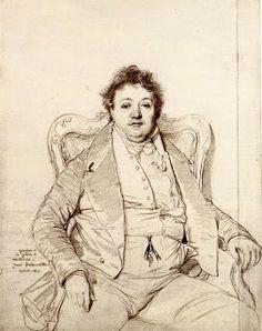 Illuminaries: Jean-Auguste-Dominique Ingres -Drawings
