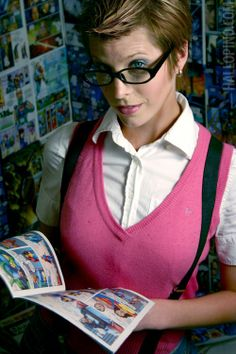 The 40 Hottest Nerd and Geek Girls Of All Time – Part 2