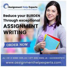 custom assignments australia