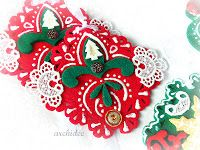 MERRY CHRISTMAS   NEW CHRISTMAS TUTORIALS   BUON NATALE   POLYMER CLAY & FELT DECORATIONS