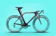 bicycle sketch on Behance
