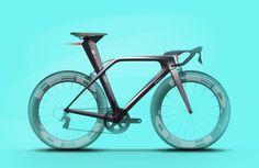 bicycle sketch by JungHoon Kim, via Behance