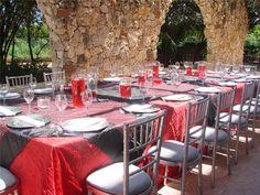 Reception theme for destination wedding at Secrets all-inclusive resort.  #destinationweddings #destinationwedding