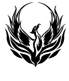 Phoenix Rising From the Ashes | Phoenix- rises from the ashes