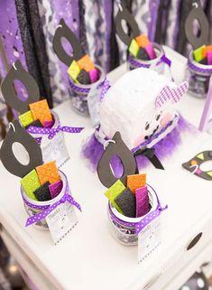 Kara's Party Ideas Boo-tiful Ball Halloween Ghouls Night Out Party Halloween Ball, Pink Halloween, Halloween Party Favors, Halloween Celebration, Halloween Birthday, Family Halloween, Halloween Witches, Halloween Parties, 3rd Birthday
