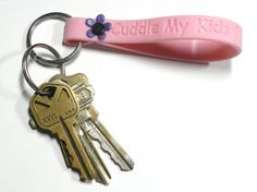 DIY Keychain - A Little Craft In Your Day