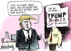 Mike Luckovich Editorial Cartoon, September 29, 2016     on GoComics.com