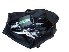 #Bicicleta #plegable #electrica.  La bicicleta permite ser #plegada con suma facilidad, y guardada en su bolsa de transporte.  #Batería de #Litio #PHYLION 24V 9.5Ah. Una de las mejores opciones del mercado con capacidad para más de 1000 recargas:  24V 9.5Ah, Dimensiones:337×149×69mm,  Voltaje Nominal: 24,0 V, Capacidad Nominal:9.5Ah,Peso: <3.25Kg, Ciclos de recarga: 1000 ciclos (Ciclo@RT,1C velocidad,100%DOD.