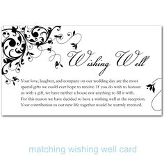 Wedding Thank You Note Wording | wedding thank you note wording for cash gifts